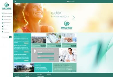 Site Oncomed Mato Grosso