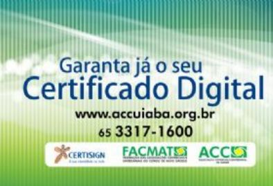 ACC - Spot Certificado Digital