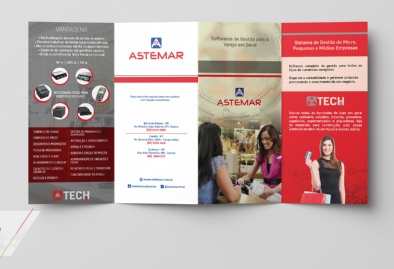 Astemar - Folder